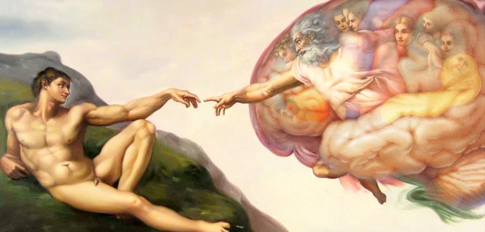 Scientists reduce belief in God by shutting down the brain's medial frontal cortex