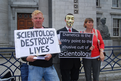 International Court Deals Blow To Scientology Tax-Free Status