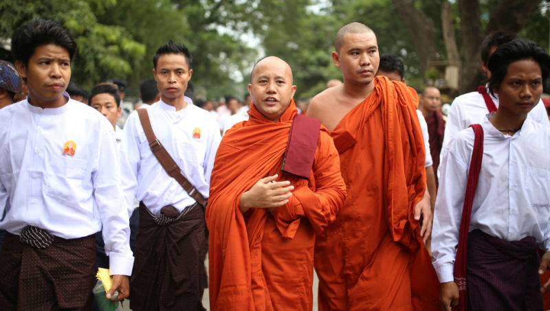 Buddhist Monks Issue Death Threats To Social Activists for Teaching Sexual Health