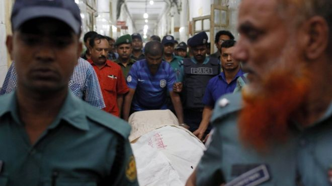 Another atheist blogger/publisher killed by islamists in Bangladesh