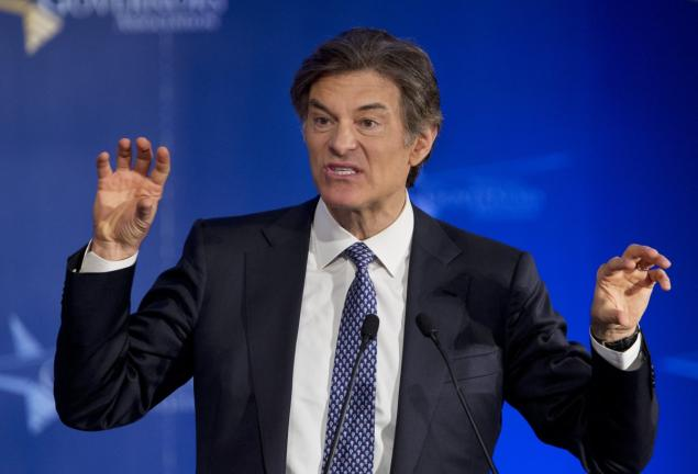 Why Is Dr. Oz Allowed to Give Out Scientifically Unsound Medical Advice?