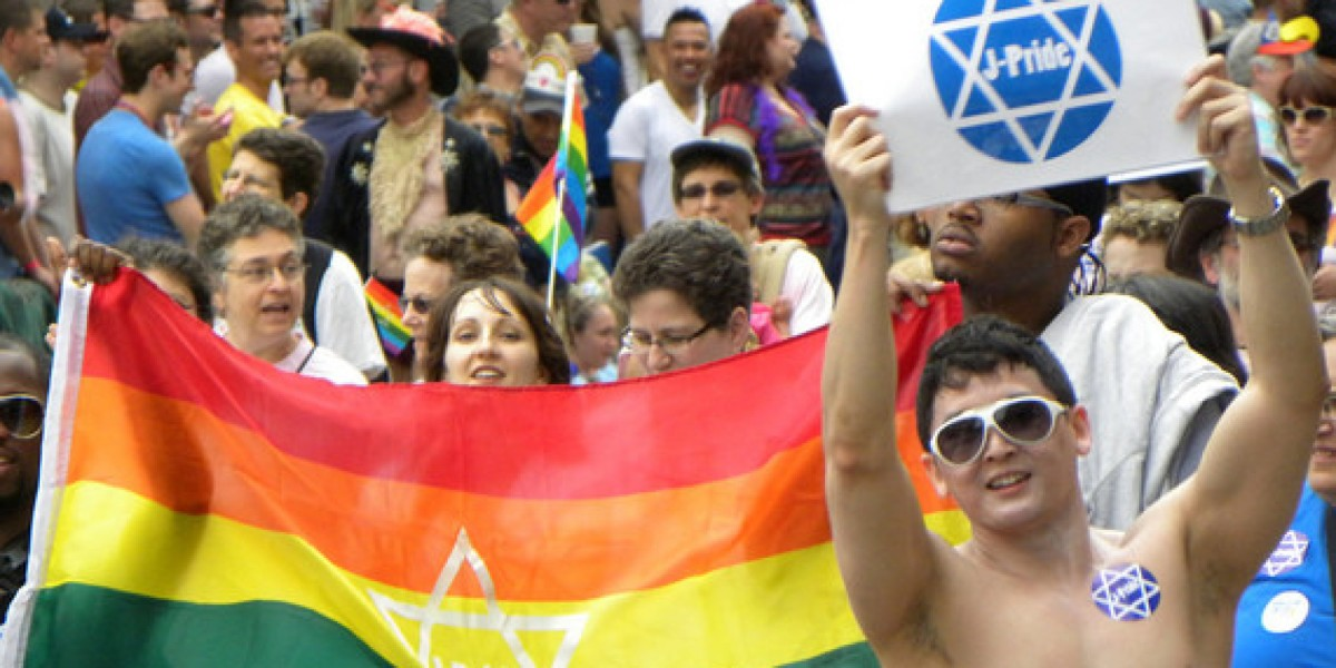 Largest Jewish group in America changes rules to embrace transgender people.
