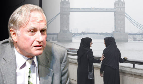 """To hell with their culture""- Richard Dawkins in recent interview regarding Muslims."