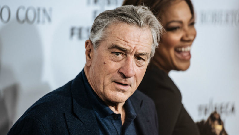 Robert De Niro Pulls Anti-Vaccination Documentary From Tribeca Film Festival.