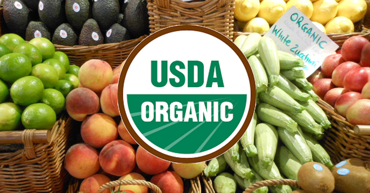 Is buying organic worth it? The numbers don't seem to addup.