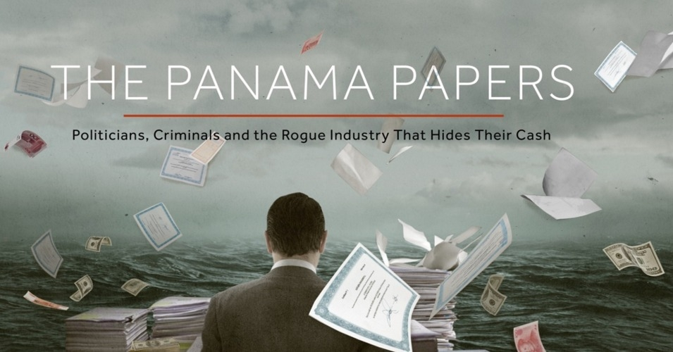 Panama Papers: Millions of leaked documents reveal how world's rich and powerful hide theirmoney.