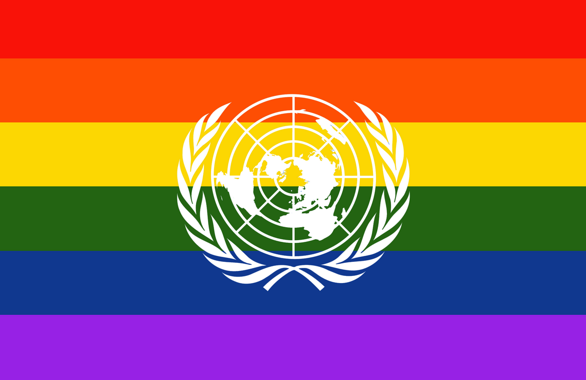 Muslim nations block gay groups from attending United Nations AIDS/HIV meeting.