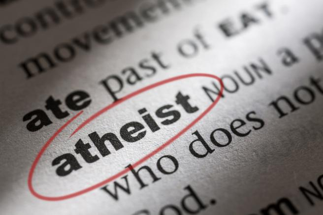 10 Facts About Atheists – A new study by The Pew ResearchCenter.