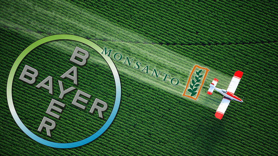 Bayer and Monsanto merge in $66B mega-deal that will reshape world's food supply.