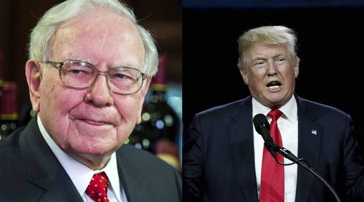 Warren Buffett Gave Away 75% Of Donald Trump's Net Worth In 2015, Offers Facts On Taxes.