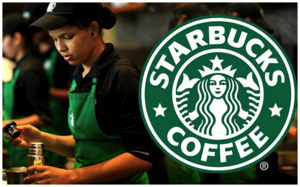 Starbucks will hire 10,000 refugees.