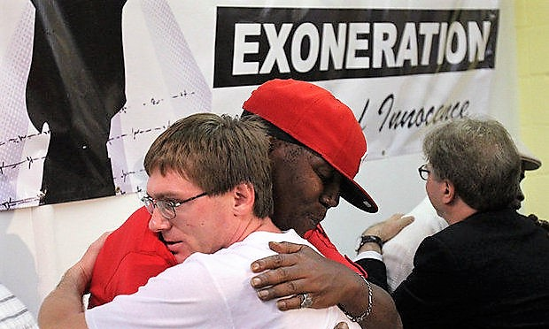 Exonerated death row survivors fight to abolish death penalty inU.S.
