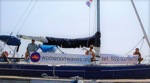 This Boat Offers Free, Legal, Medical Abortions In International Waters.
