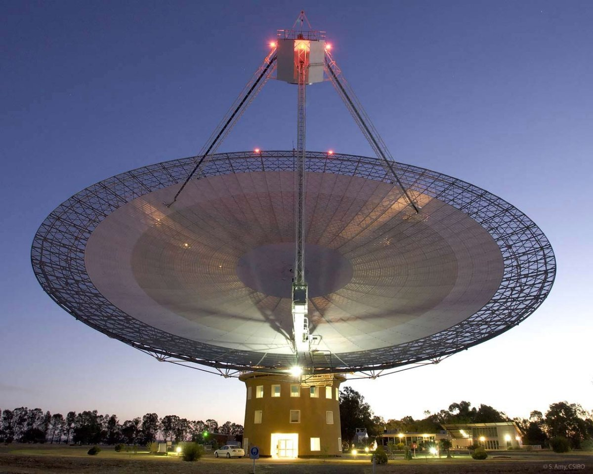 $100 million effort to listen for aliens has published its firstresults.