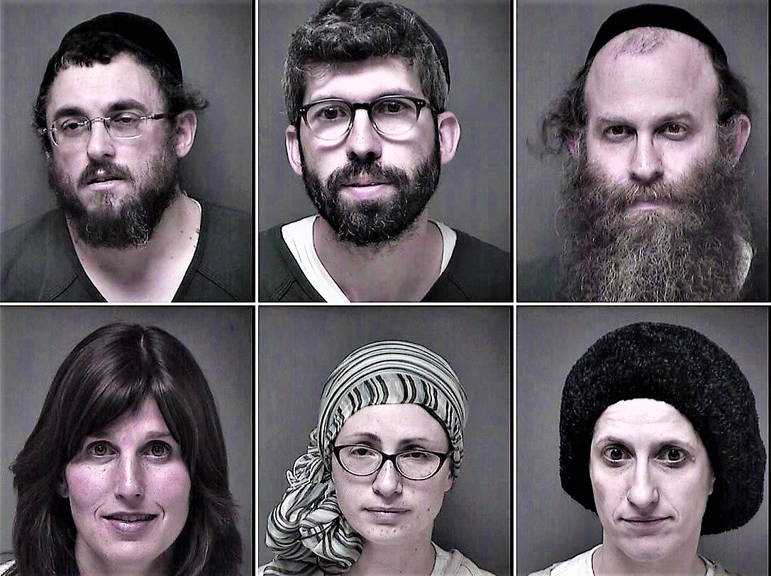 Rabbi and several others arrested in welfare fraud case.