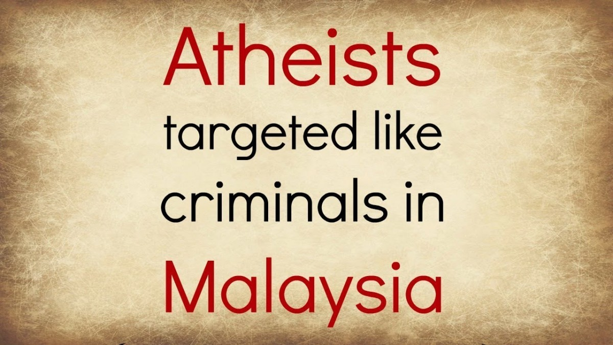 Malaysia minister calls for atheists to be 'hunted down' and 're-educated'
