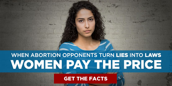 List of the Lies Abortion Doctors Are Forced to Tell Women in U.S