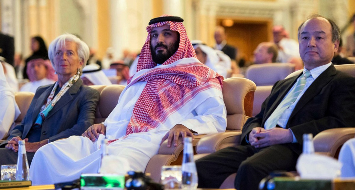 The Saudi Government's Global Campaign to Silence Its Critics.
