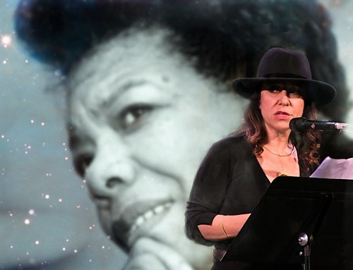 Astrophysicist Janna Levin Reads Maya Angelou's Stunning Humanist Poem That Flew to Space, Inspired by Carl Sagan.
