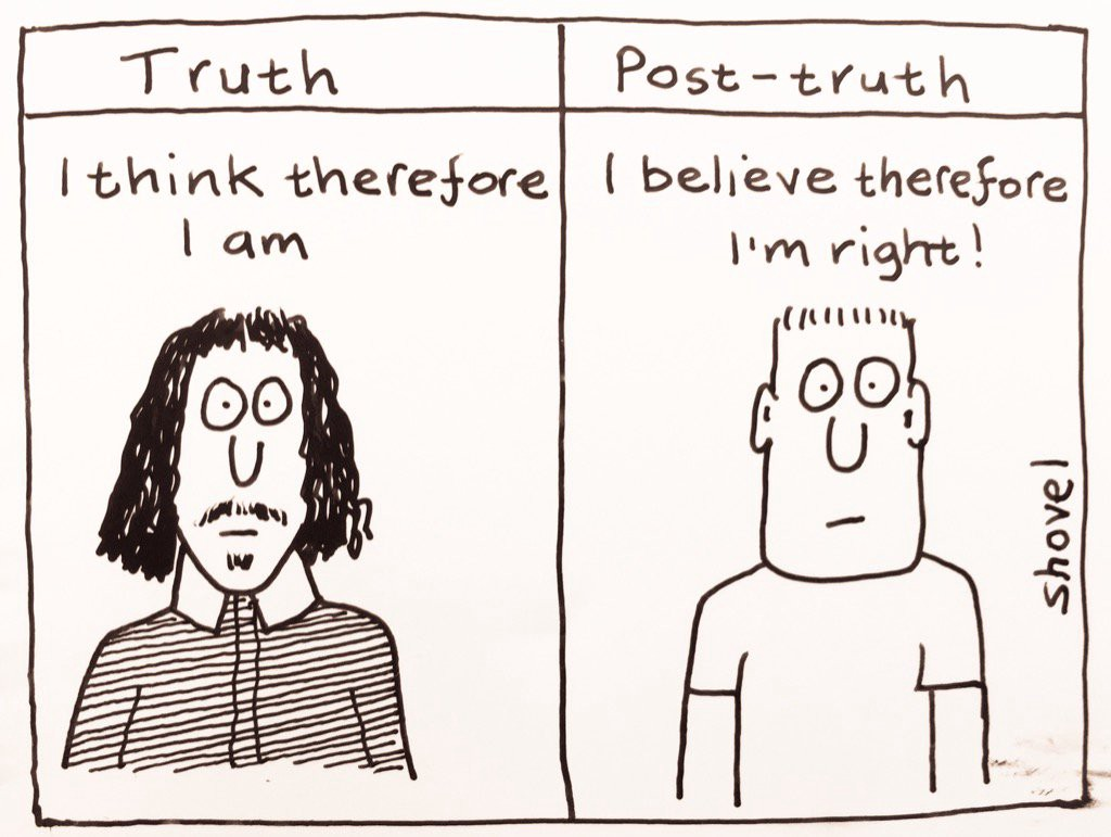 Are We Living in The Post-Truth Era?