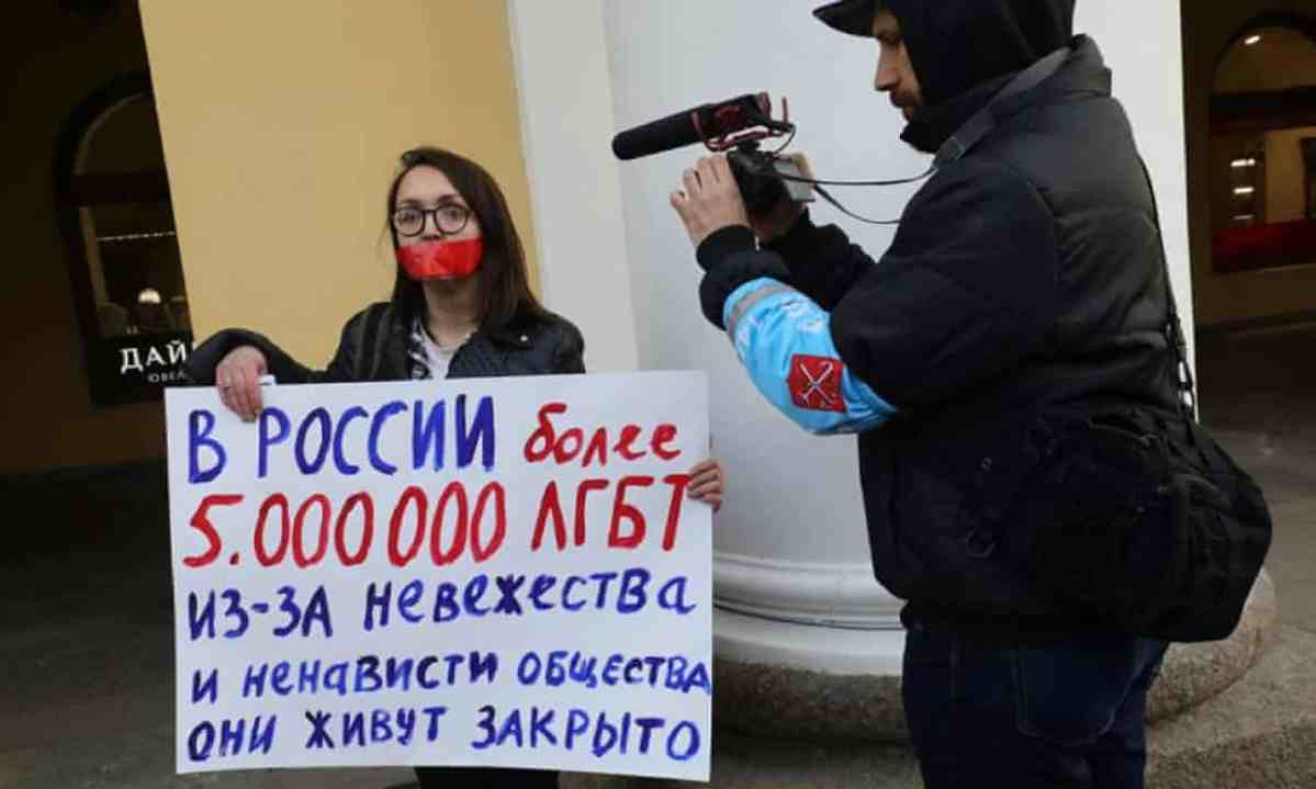Russian LGBTQ activist is killed after being listed on gay-huntingwebsite.