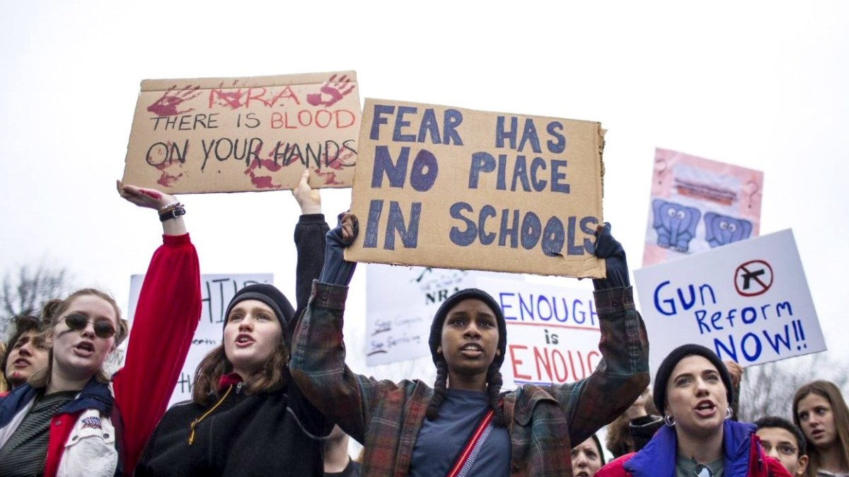 Parkland students unveil sweeping gun-control proposal hoping for youth voting surge in2020.