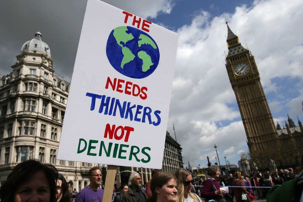 Who Is Funding The Climate Denial Movement?