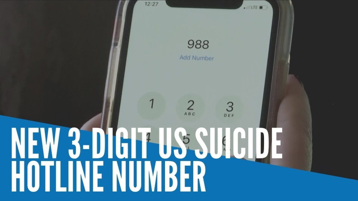 FCC Approves Plan For 3-Digit Suicide Prevention Number Similar To 911.