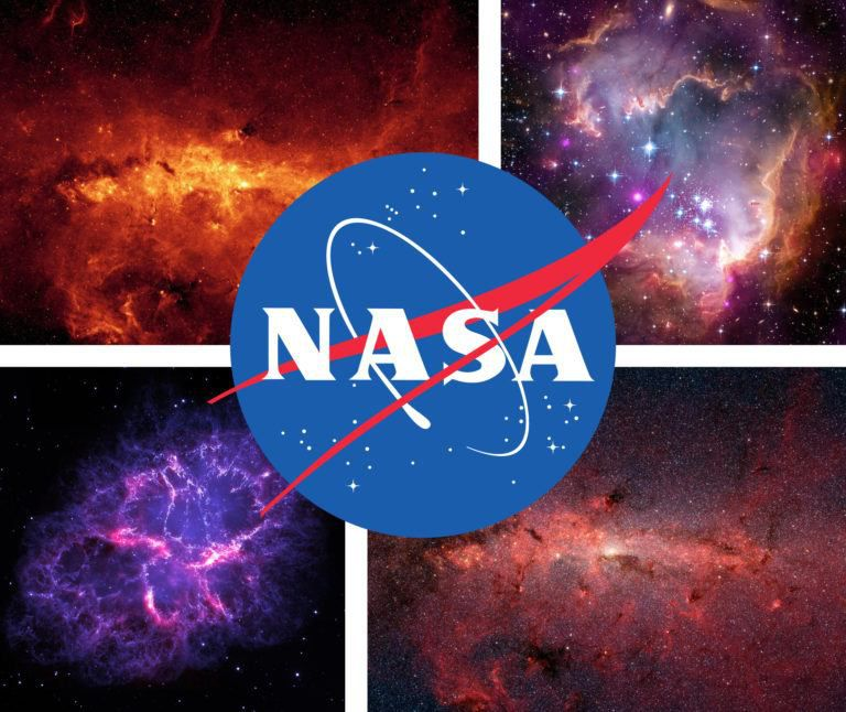 NASA makes their entire media library publicly accessible and copyright free.