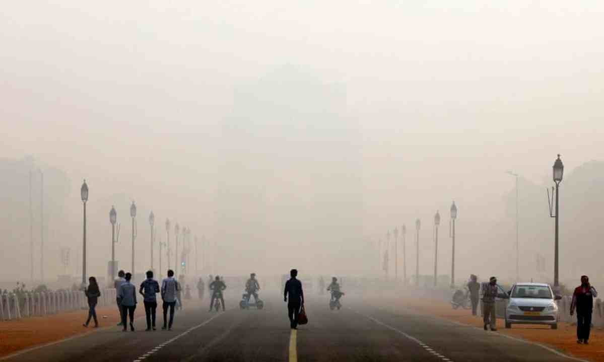 Pollution is killing Indians early and in large numbers.