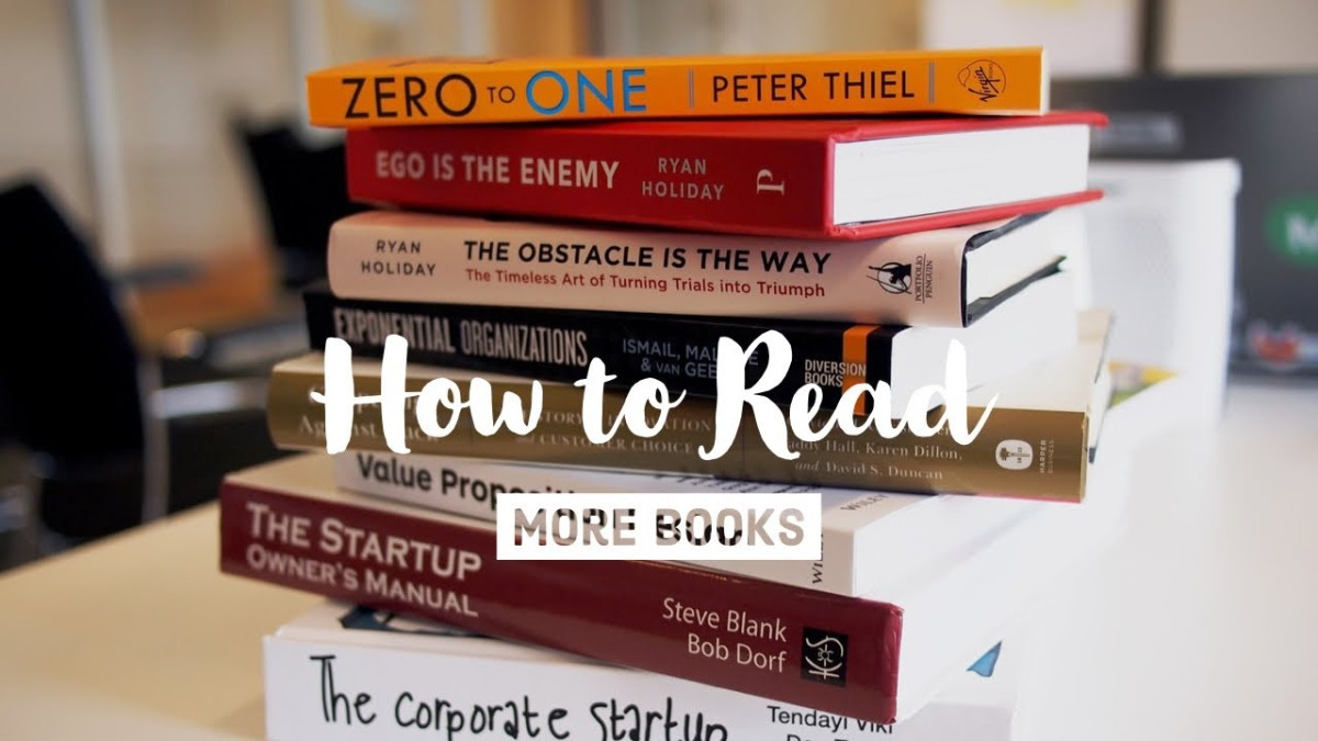 Not A Regular Reader? 4 Strategies To Make Reading A Habit.