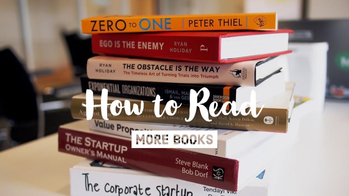 Not A Regular Reader? 4 Strategies To Make Reading AHabit.