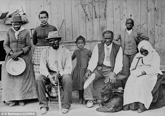 The Names of 1.8 Million Emancipated Slaves Are Now Searchable in the World's Largest GenealogicalDatabase.