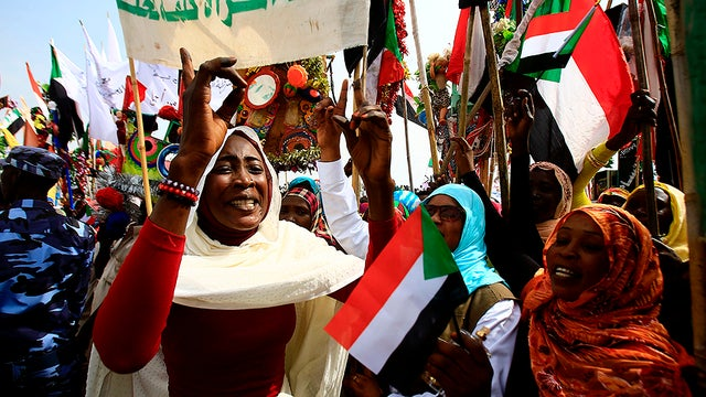 Sudan criminalises female genital mutilation, welcoming new era for women's rights in thecountry.