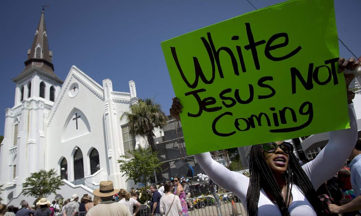 White Supremacist Ideas Have Historical Roots In U.S Christianity.