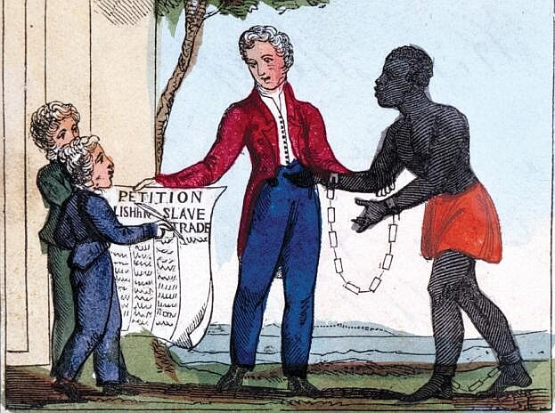 U.K taxpayers were paying compensation to slave traders until 2015.