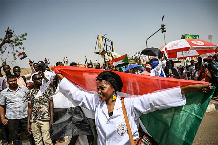 Sudan abolishes death penalty for apostasy.